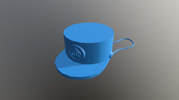 Jacobina Cap 3D Model