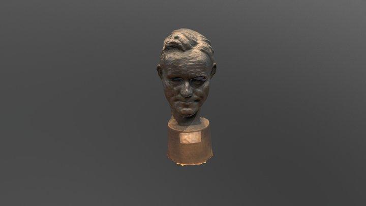 A Head Study of Dr T J Honeyman 3D Model