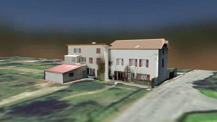 Coublevie 3D Model
