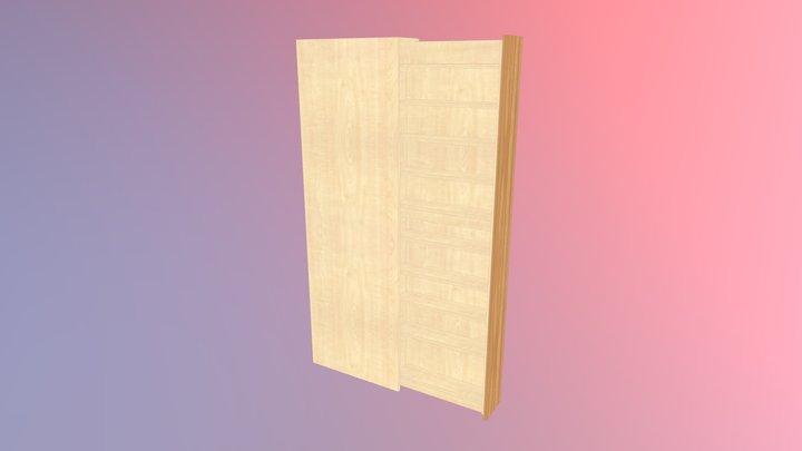 Kamraszekreny 3D Model