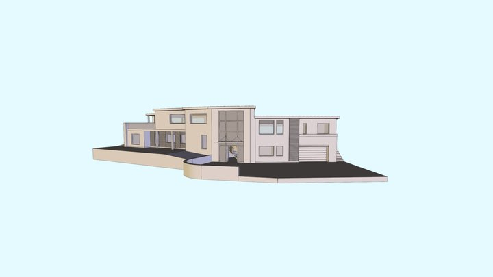 172 Replacement Dwelling 3D Model