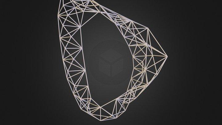 struct1_scaled_compiled.obj 3D Model