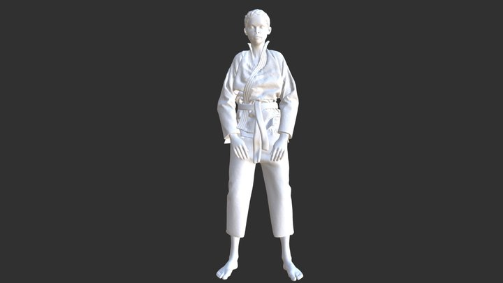Sudama 3D Model
