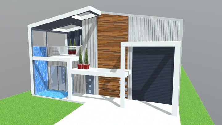 Alpine - Beverly Hills Collection 3D Model