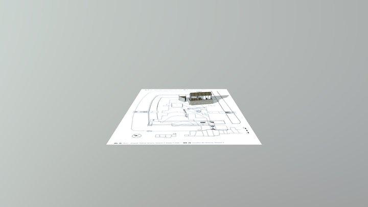 CAA Krakow_1 3D Model