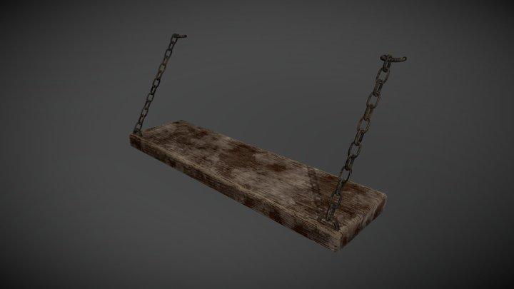 Wall Shelf 3D Model