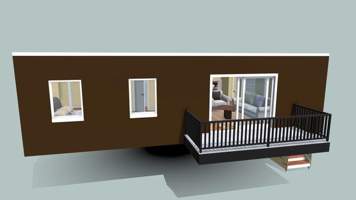House V01 3D Model