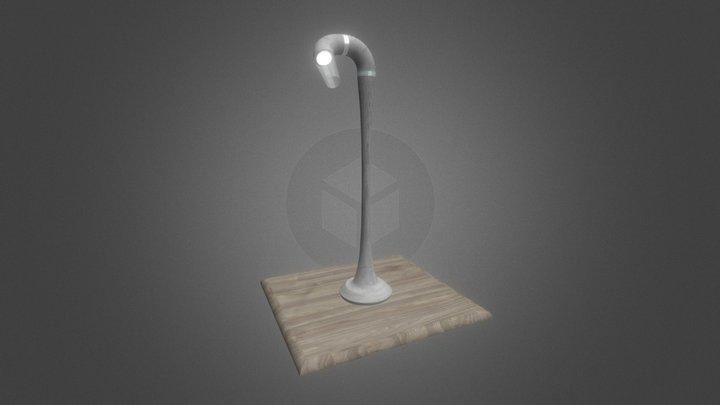 Boo 3D Model