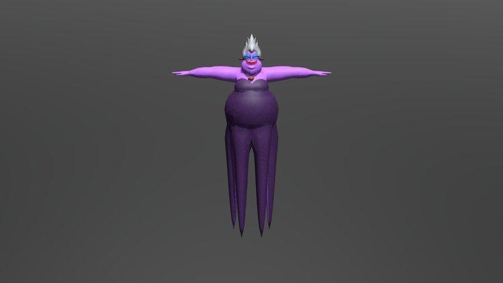 Ursula 3D Model