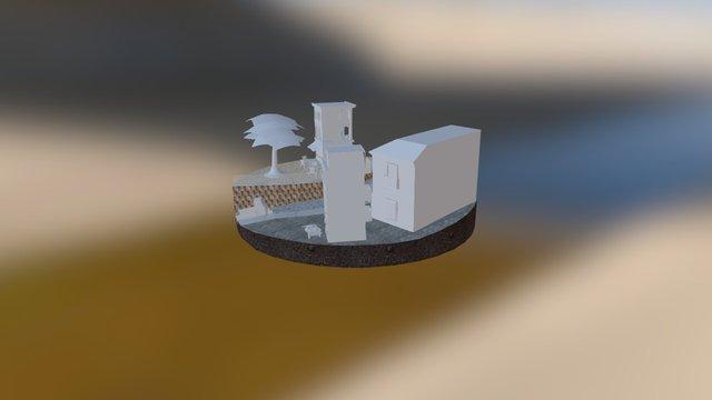 Full_CityScene_2015 3D Model