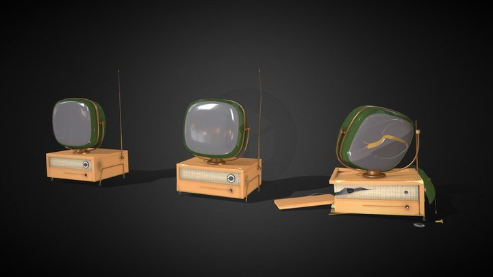 XYZ School Homework 7 - New, Old, And Trash 3D Model