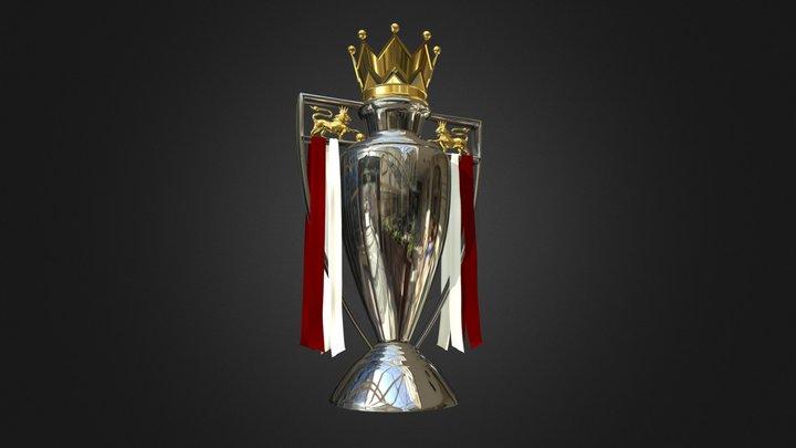 Barclays Cup 3D Model