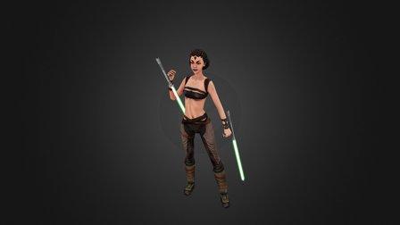 Maris Brood: Star Wars - Galaxy of Heroes 3D Model