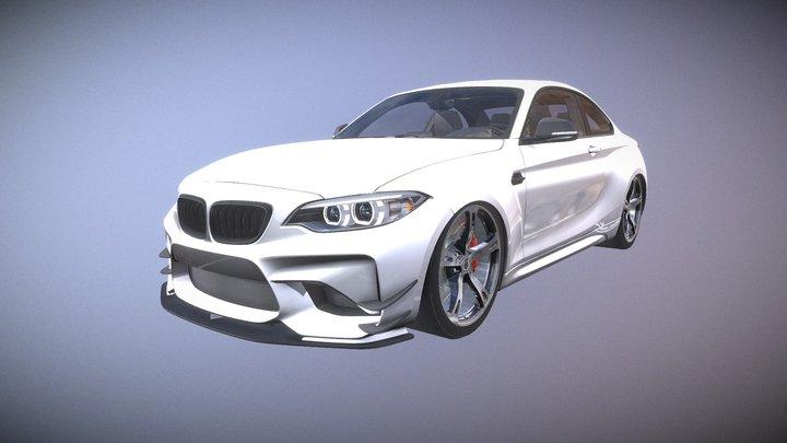 Unlock Sports Car #04 3D Model