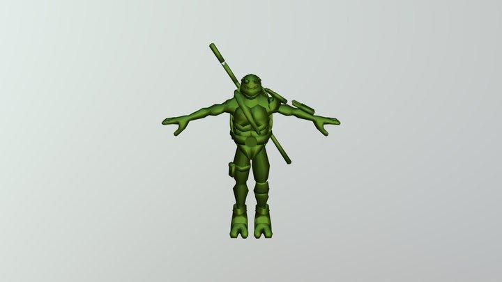 DONI 3D Model