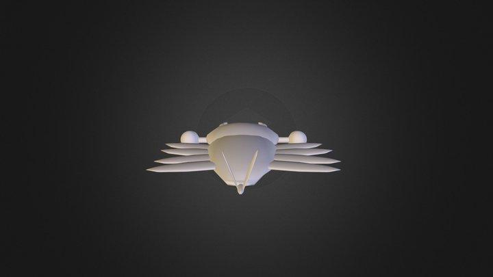 Anorith 3D Model
