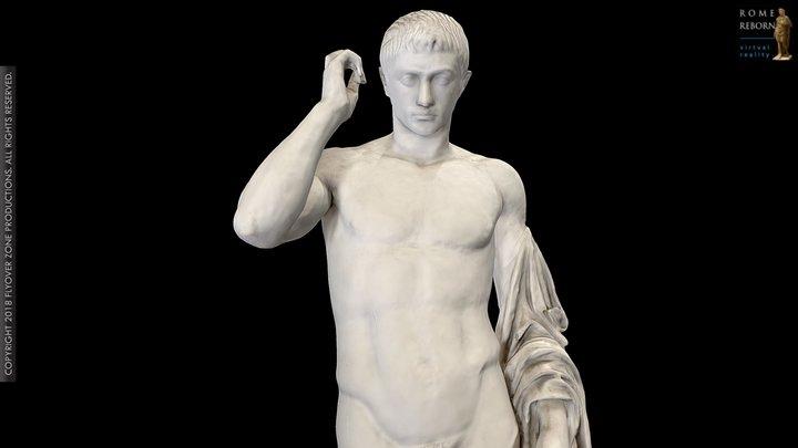 """Germanicus"" 3D Model"