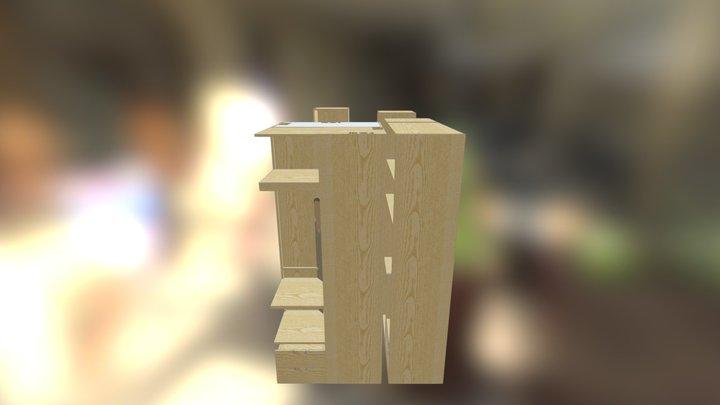 12 3D Model