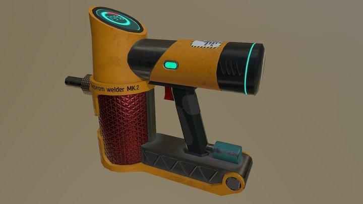 Sunbeam Welder Power Tool 3D Model