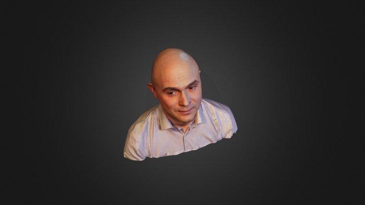 Alessandro 3D Model