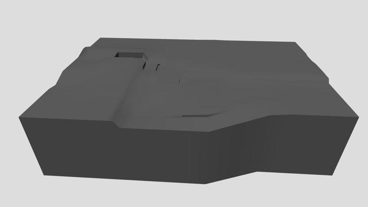 Mercer Animated 3D Model