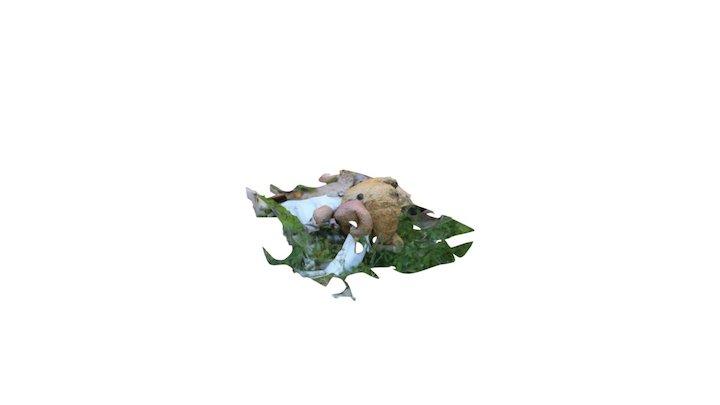 Stuffed Animal 3D Model