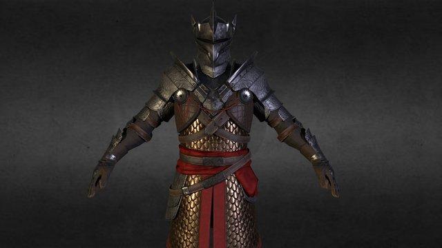 Knight_TEST 3D Model