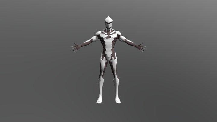 Genji-Work In Progress 3D Model