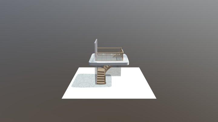 19078-JACOBS-APOTHEEK 3D Model