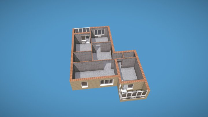 01-1-1 3D Model