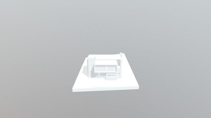 salar del este 3D Model