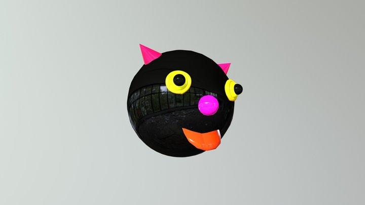 black_cat 3D Model