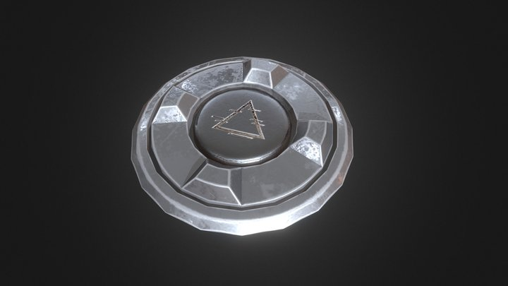 Floorbutton_animation_example1 3D Model