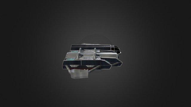 Class 5 Bomber: Falcon 3D Model