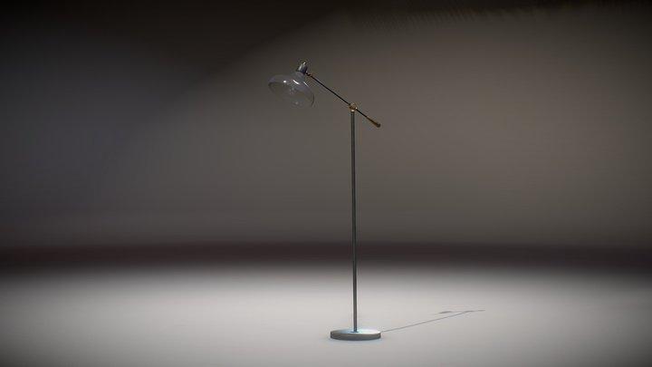 LightLamp 3D Model