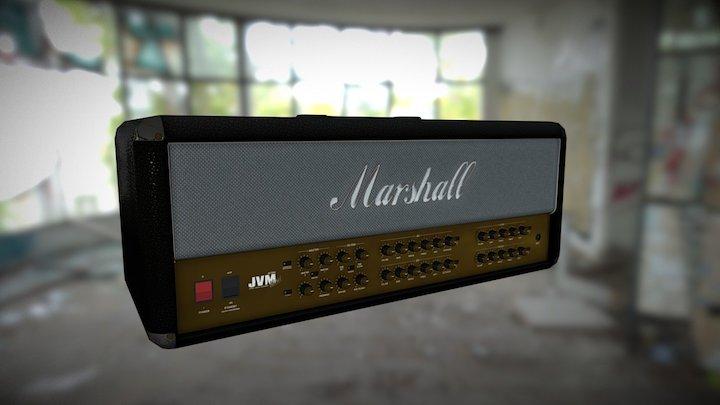 Amp 3D Model