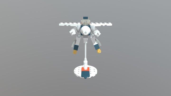 Gerwalk Classic (Aeroframe) 3D Model