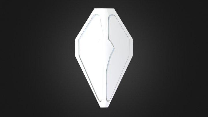 First Shield 3D Model