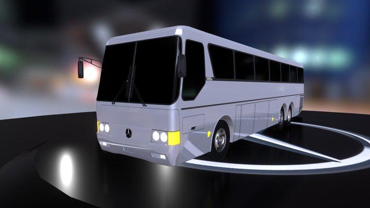 Mercedes-Benz O400RSD 3D Model