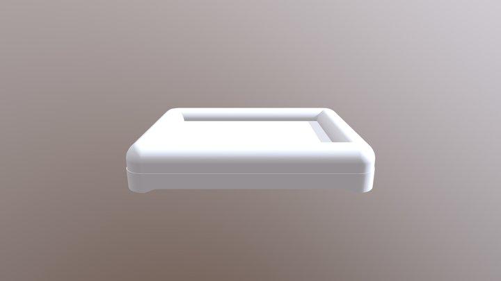 BIG PET BED 3D Model
