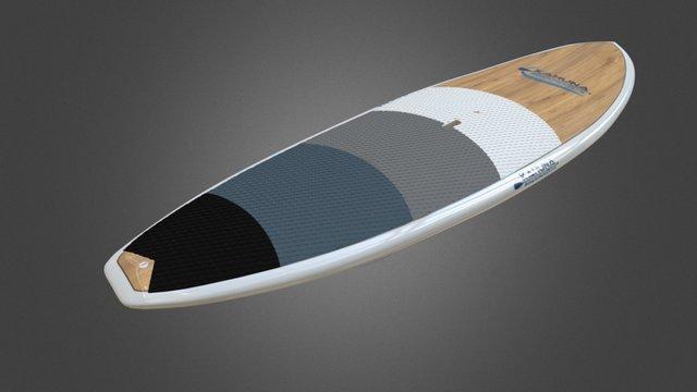Board1 3D Model