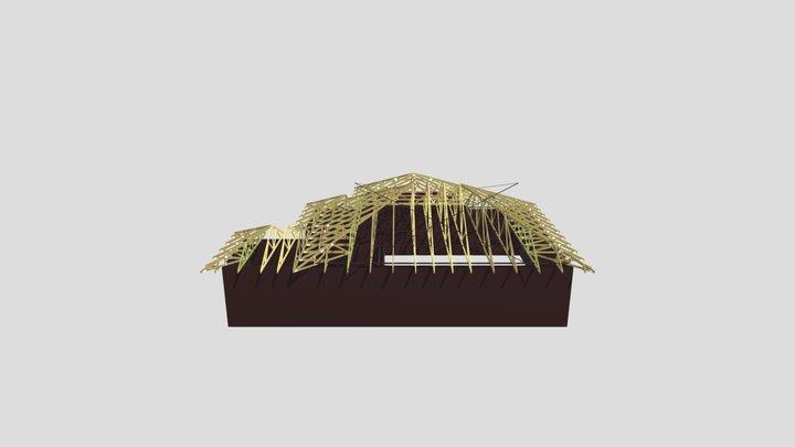 SS-01058 3D Model