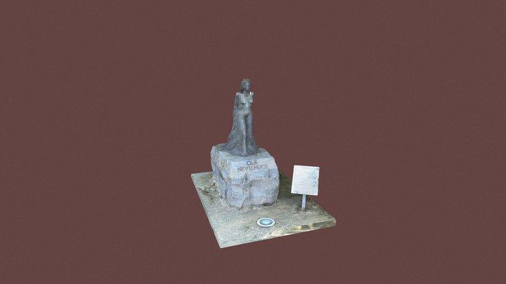 Nevelhekse_Hollandscheveld 3D Model