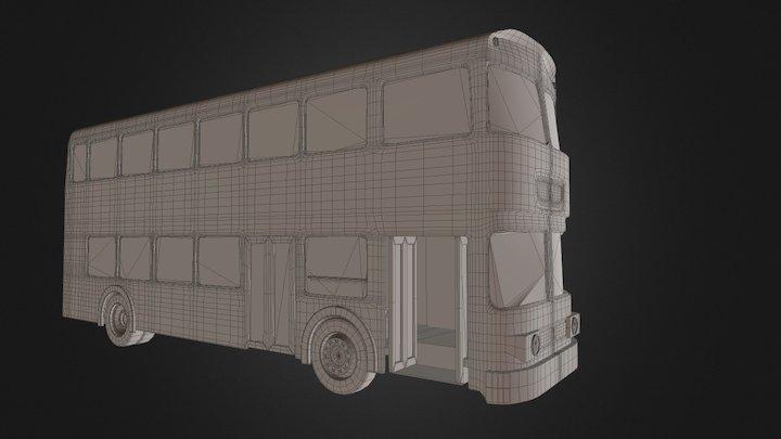 Bus2 Pisos 3D Model