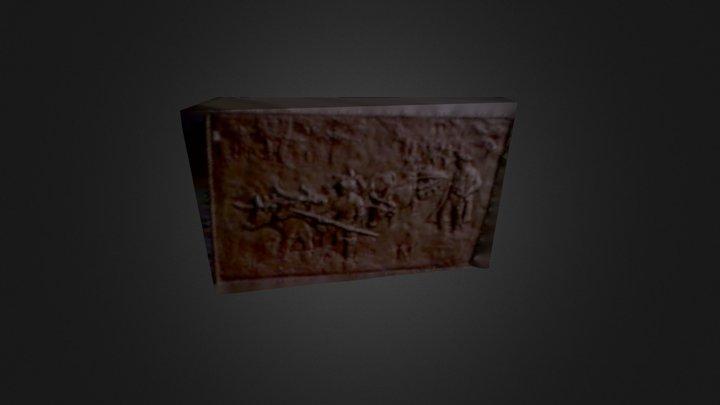 Monument Art 2 3D Model