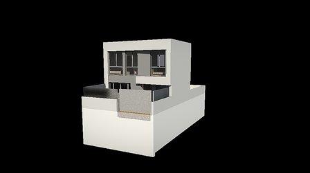 MAYEN Taller de Arquitectura - Vivienda Lucena 3D Model