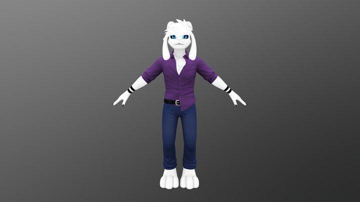 Rykah 3D Model