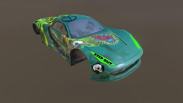 car_01 3D Model