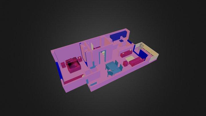 IBERA Departamento TEST 3D Model