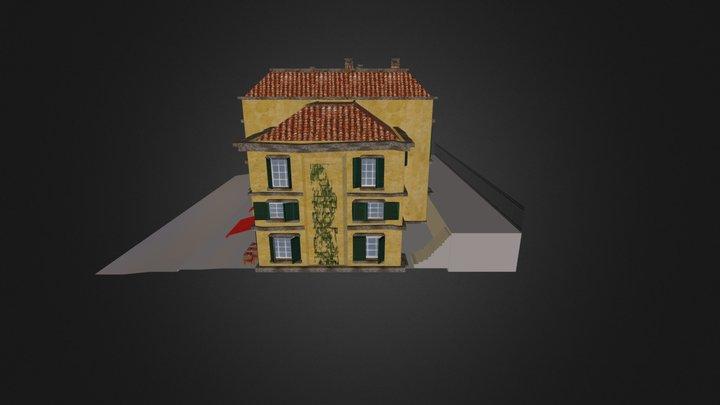 cityscene (beta)2 3D Model